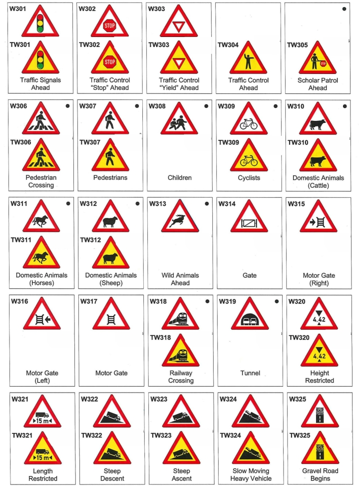 advance warning sign3